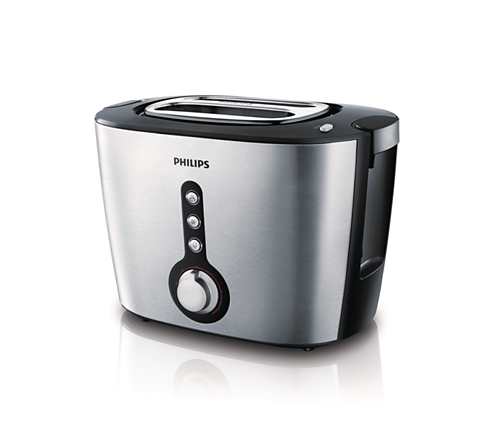 Viva collection toaster hd2636 20 philips for Prezzi tostapane