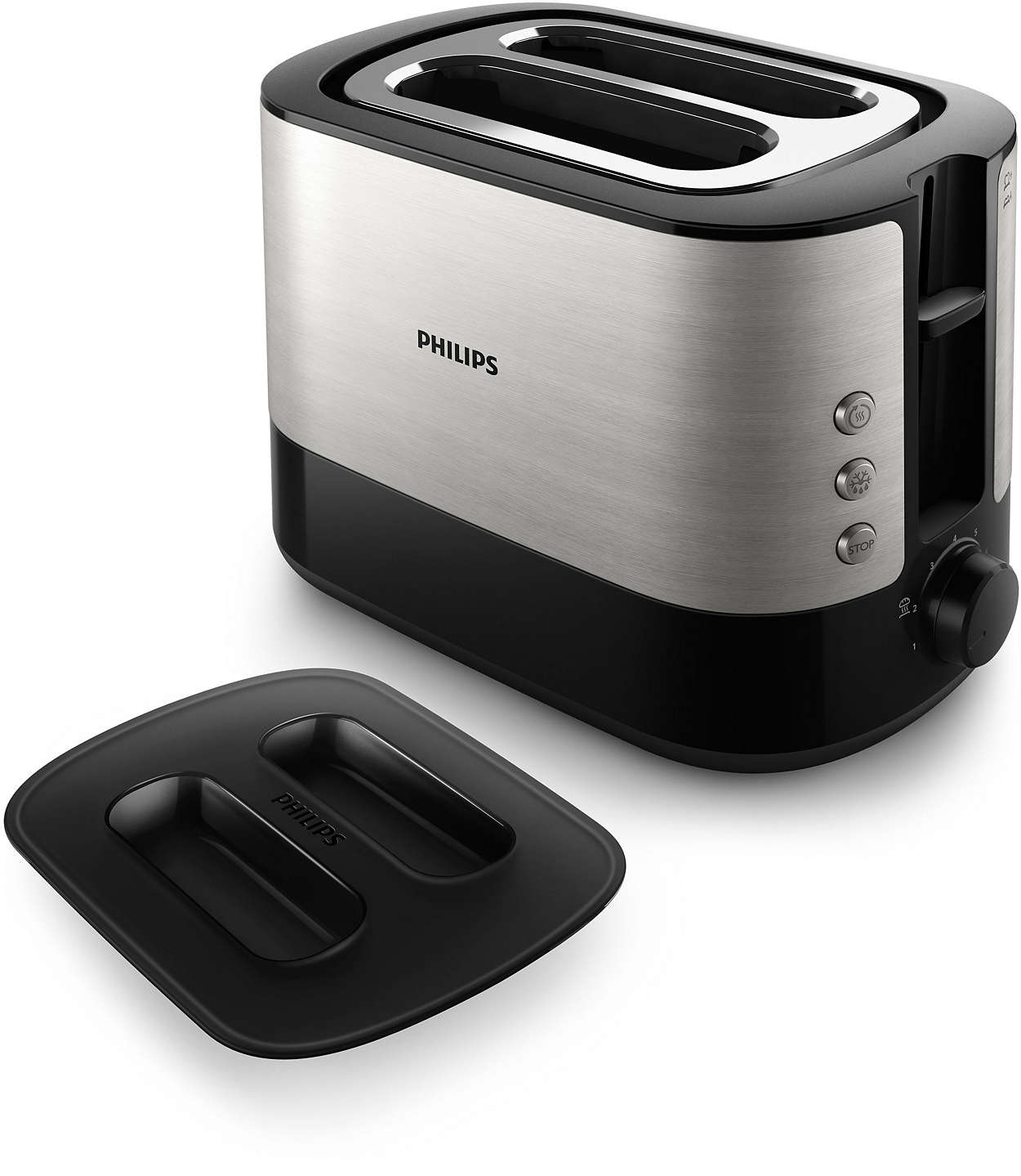 Viva Collection Toaster HD2637/91 | Philips