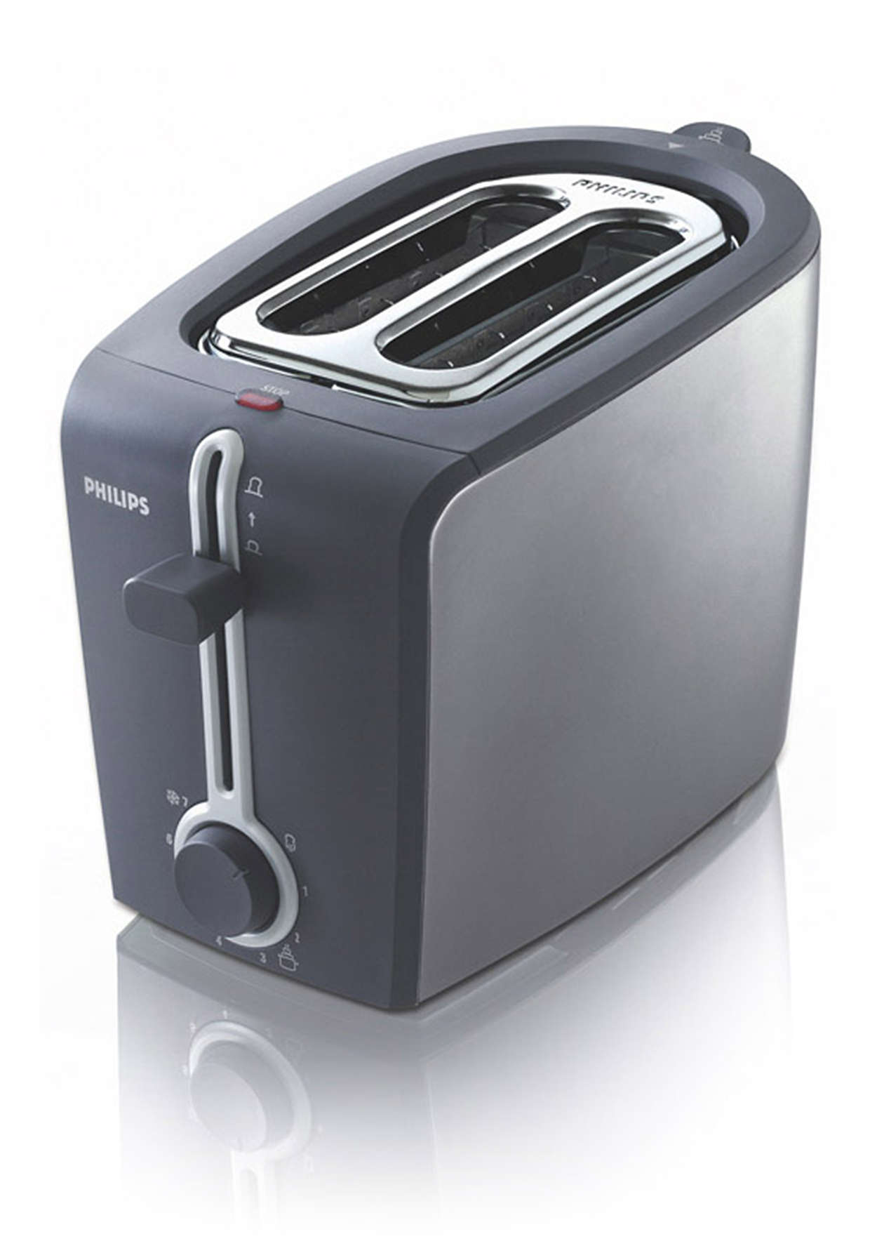Great toast, easy cleaning