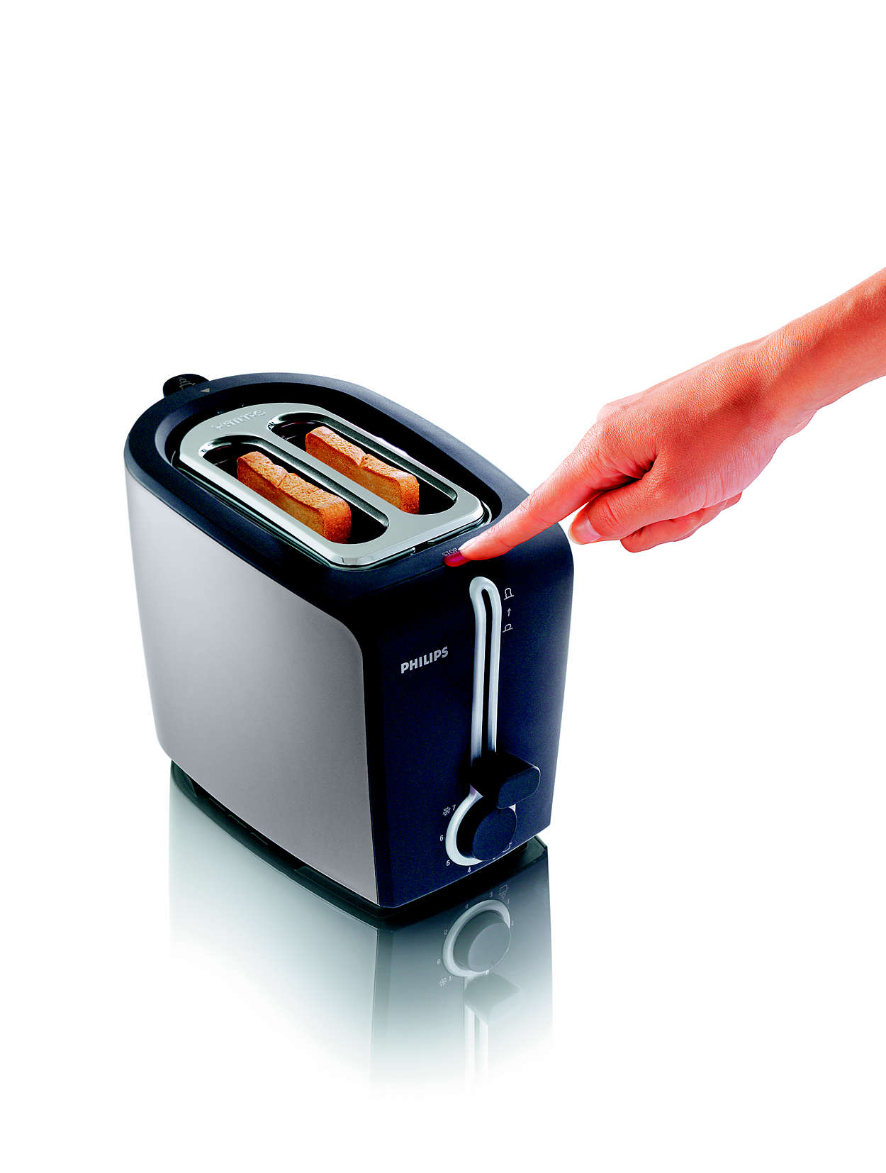 toaster hd2683 50 philips