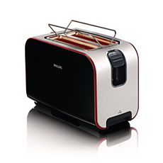 HD2686/91 Pure Essentials Collection Toaster