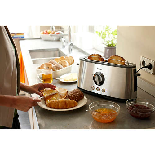 Avance Collection Toaster