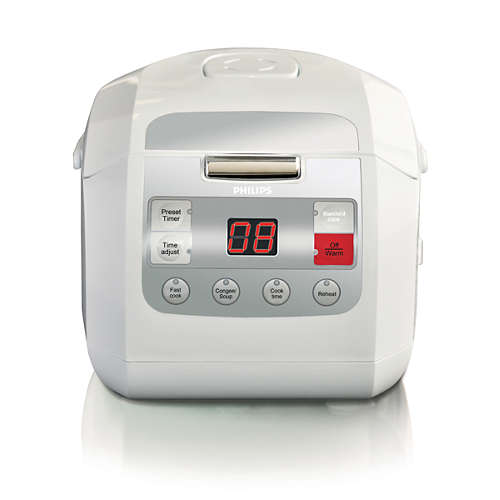 Fuzzy Logic Rice Cooker
