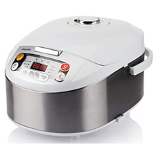 Večnamenski kuhalnik in kuhalnik za riž