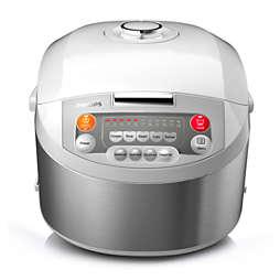 Viva Collection آلة لطهو الأرز ذات الضبط التلقائي