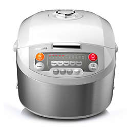 Viva Collection Fuzzy Logic Rice Cooker