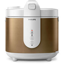 Viva Collection Philips Digital Rice Cooker