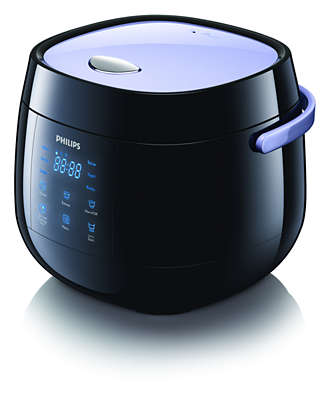 Cooking Rice Cooker Viva Collection Rice cooker HD3060/62 | Philips