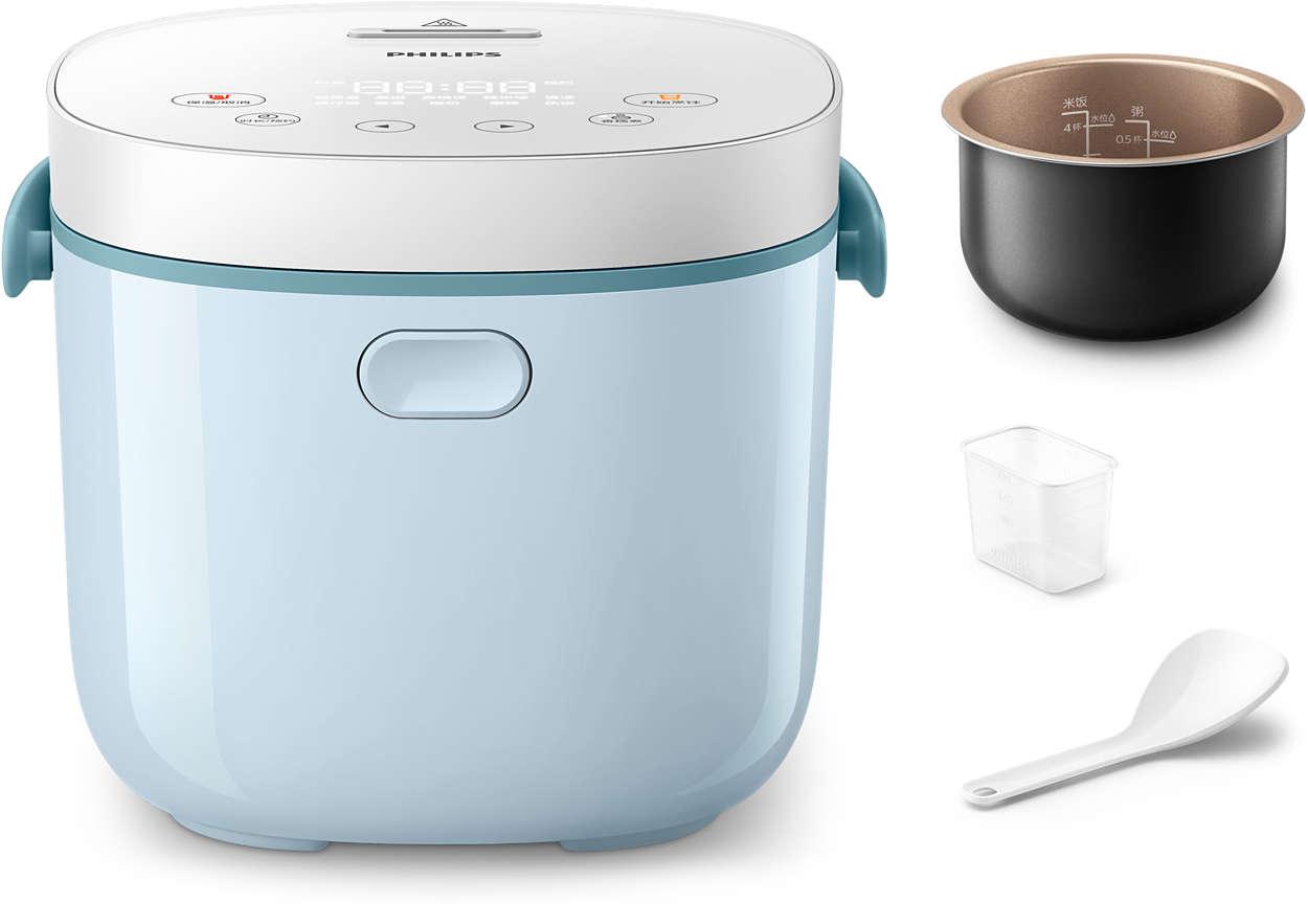 Viva Collection Mini Rice Cooker HD3071/52 | Philips