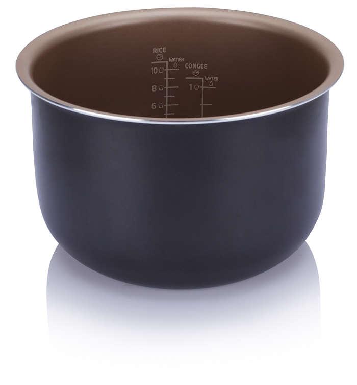 Дополнительная долговечная внутренняя чаша