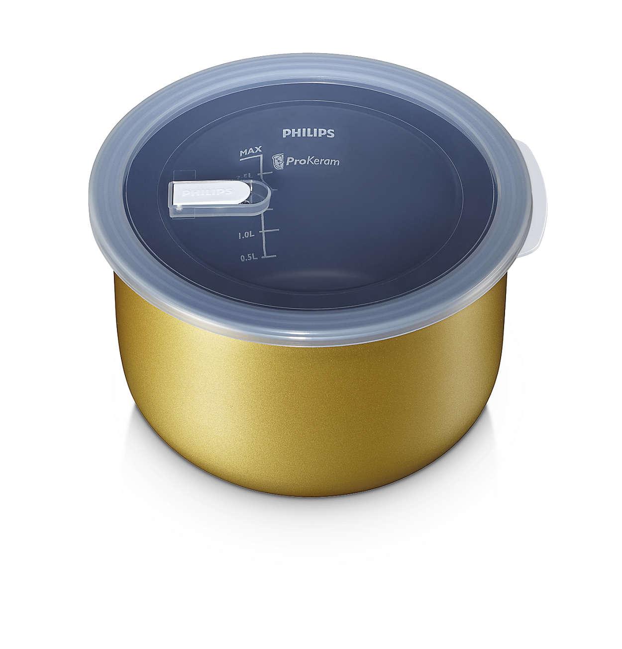 Чаша для приготовления вкусных супов и других блюд