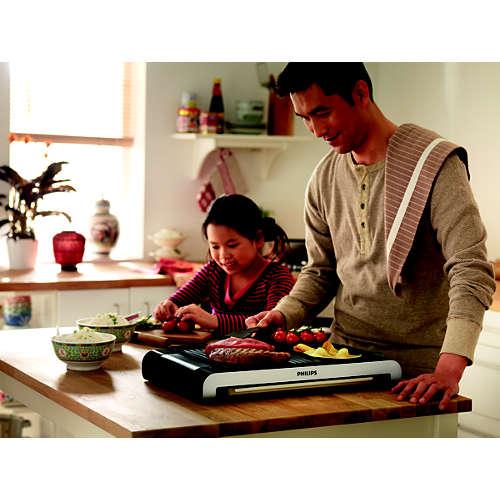 Grill da tavolo
