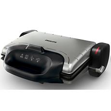 HD4467/90  Sağlıklı ızgara