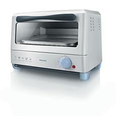 HD4493/08  Toaster oven