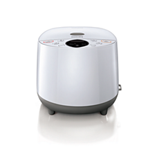 """HD4514/72 Daily Collection """"Grain Master"""" rice Cooker"""