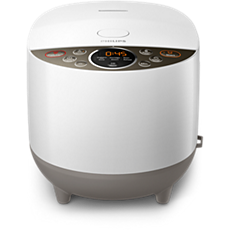 HD4515/63 Daily Collection Fuzzy Logic Rice Cooker