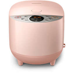 Daily Collection Fuzzy Logic Rice Cooker