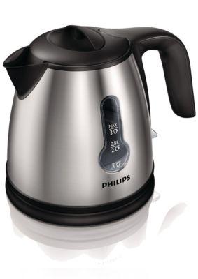 Bild von Buy 0,8l, 900W, Ein-Tassen-Anzeige, Mini-WasserkocherHD4619/20 online | Philips Shop