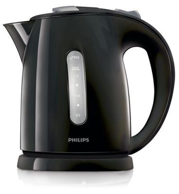 677a8dc8d6311c Philips HD9344  10 Bouilloire Transparent 1 L 2000 W meilleur cadeau ...
