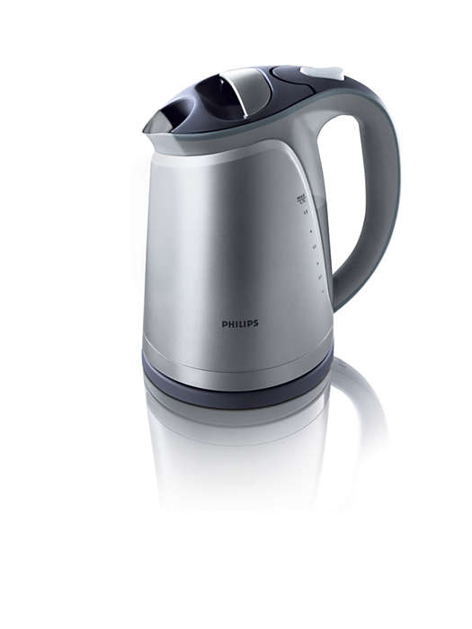 Fast and easy boiling