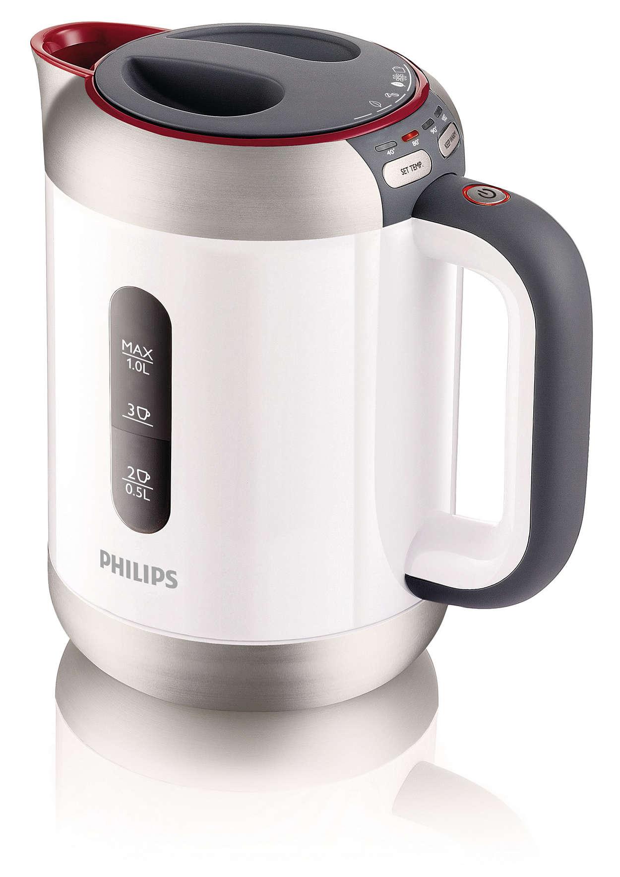 Great tasting hot drinks