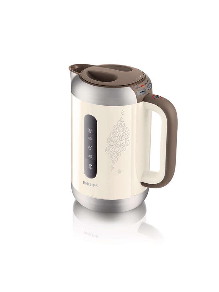 Ощутите живительную силу чая