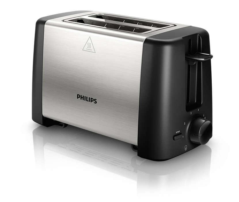 Großartiger Toast– frisch oder gefroren