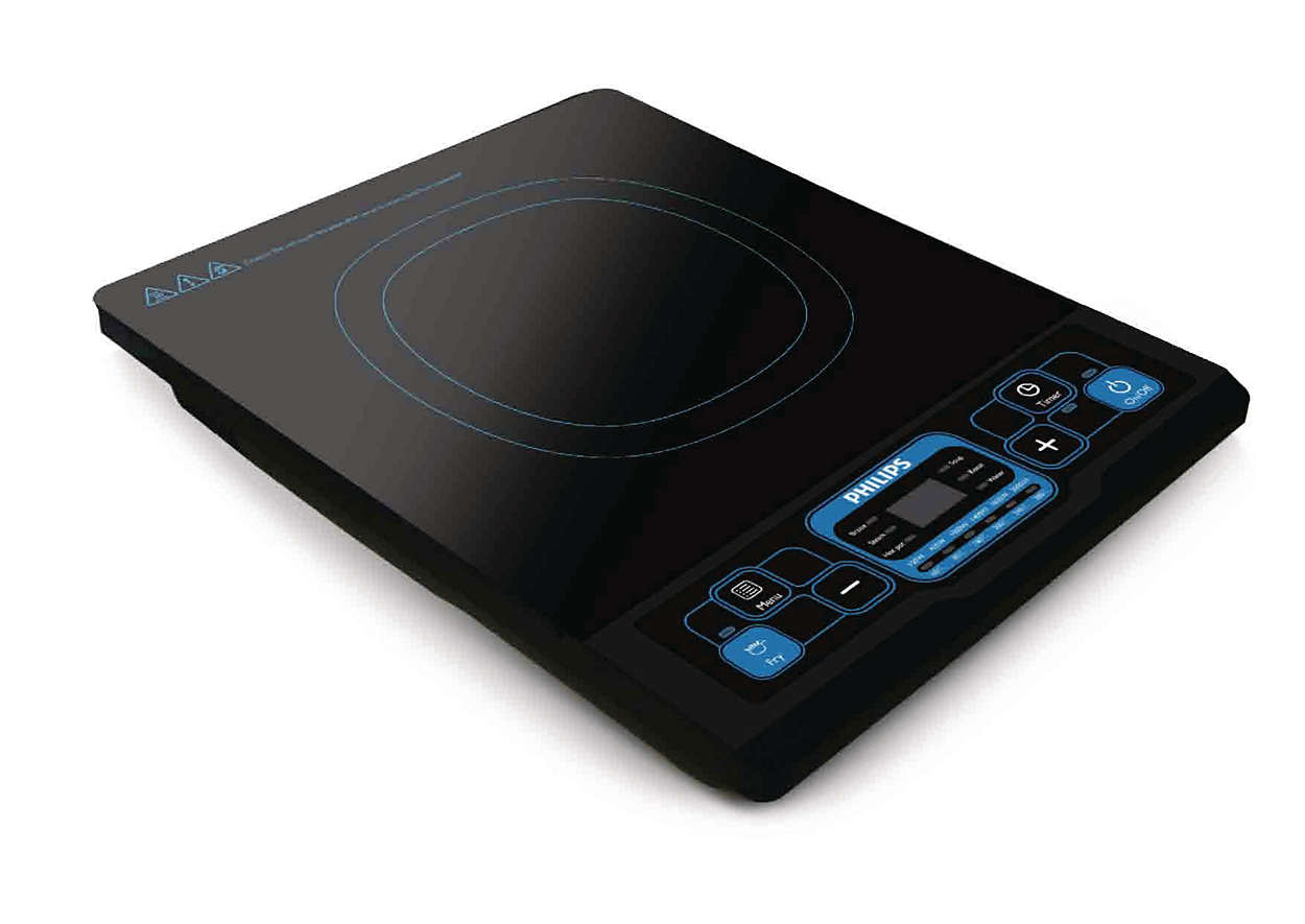 daily collection induction cooker hd4921 62 philips