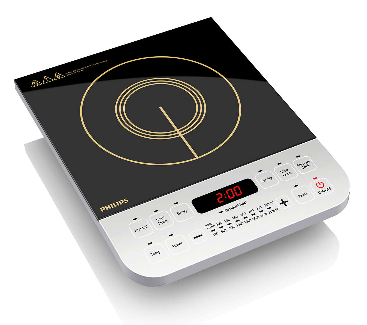 Daily Collection Induction Cooker Hd4928 00 Philips