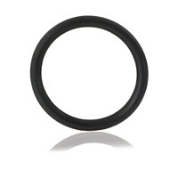 Rubber ring for beer tap unit