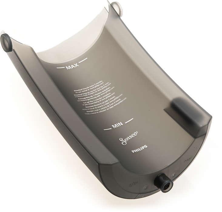 För förvaring av vatten i din SENSEO®