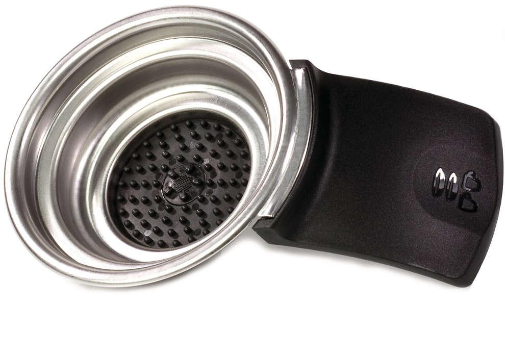 Plads til to kaffepuder i din SENSEO®