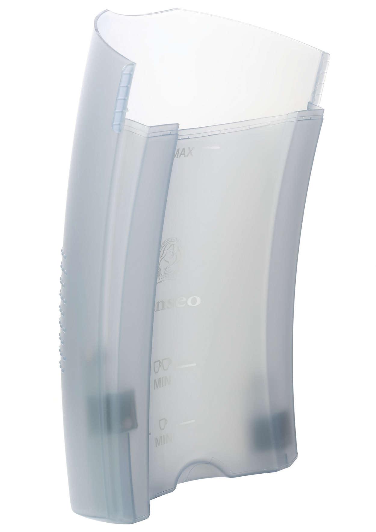 Per conservare l'acqua nella tua SENSEO®