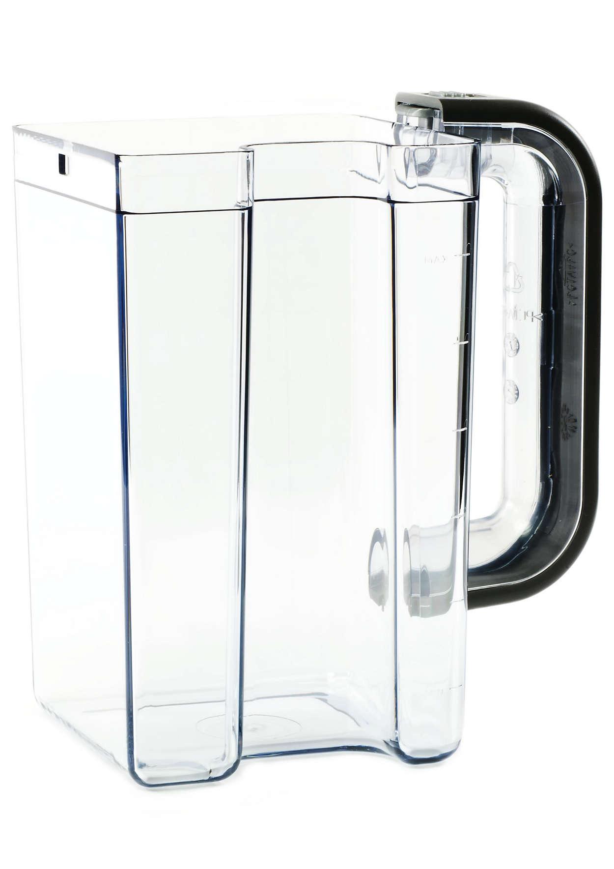 Per sostituire il filtro permanente in uso