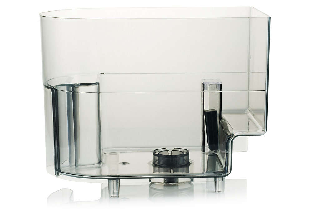 Indeholder vandet i din kaffemaskine