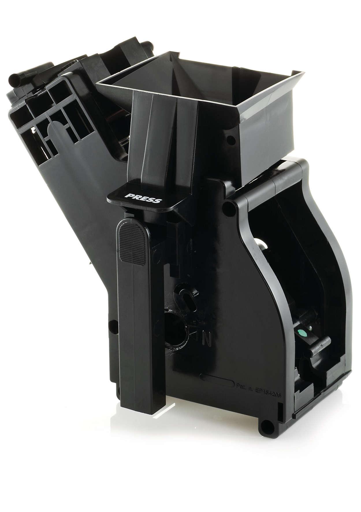 Das schwarze Herz Ihrer Espressomaschine!