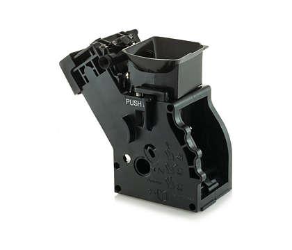 The black heart of your espresso machine