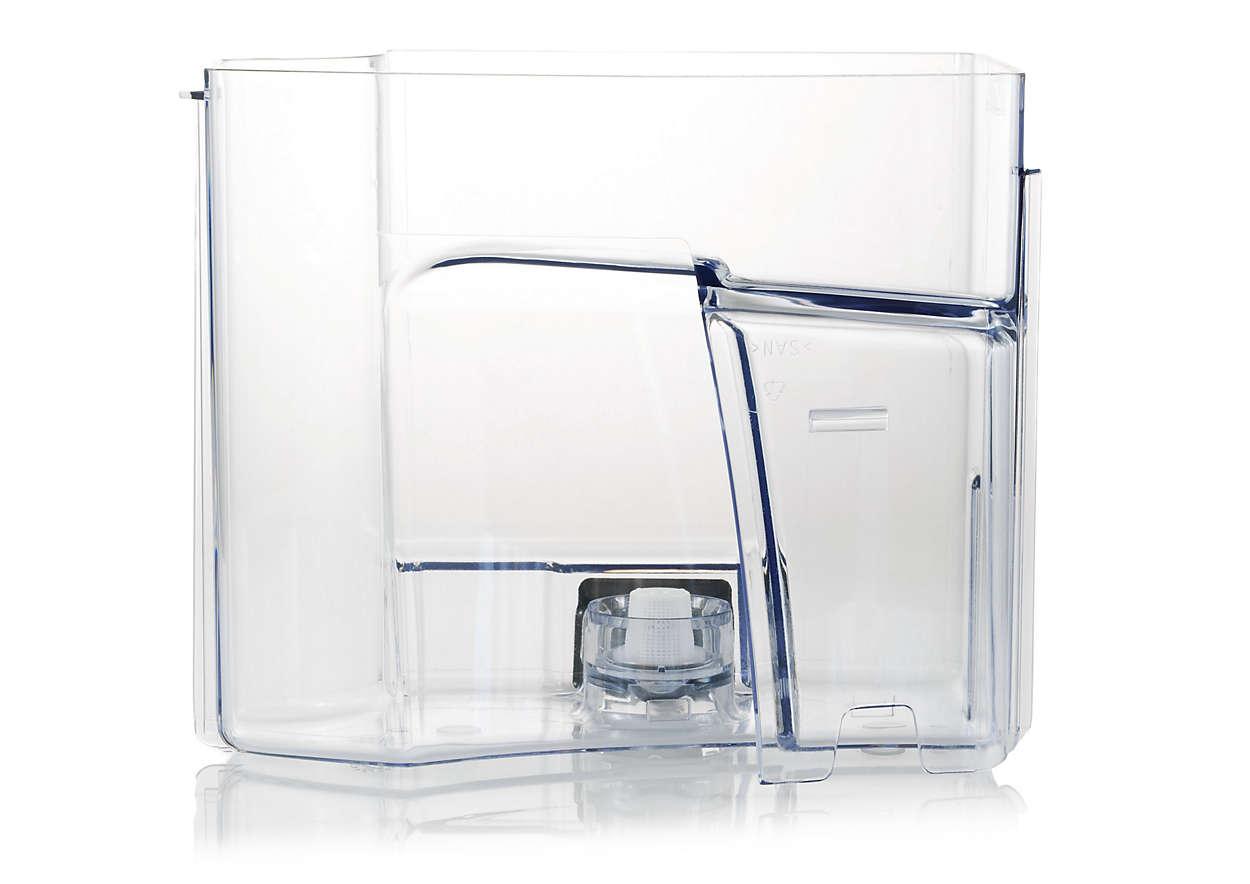 Vattenbehållarpaket