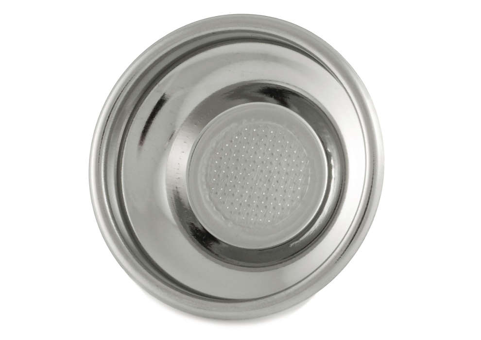 Ermöglicht die Verwendung von Pads im Siebträger
