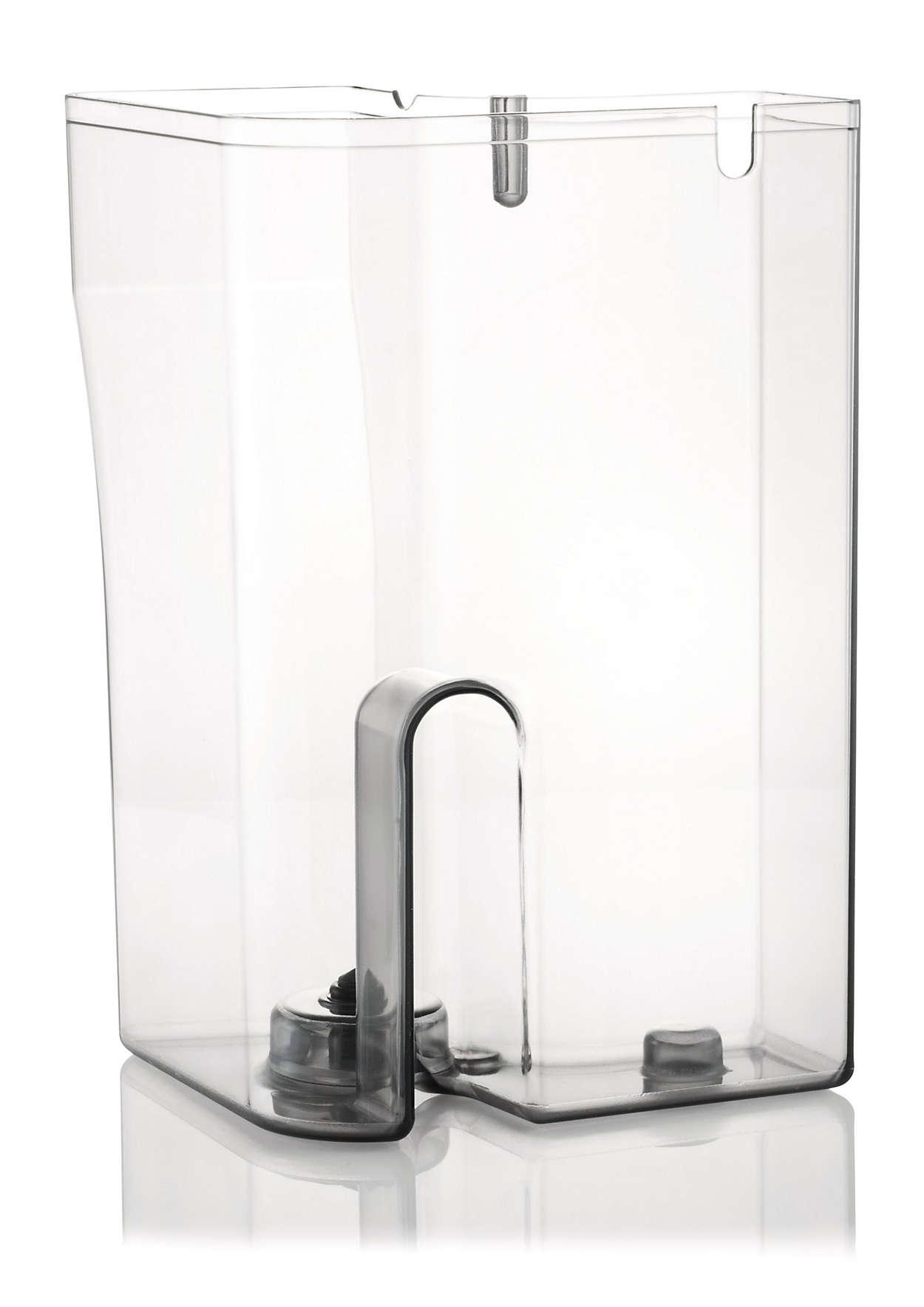 에스프레소 머신의 물 관련 부품