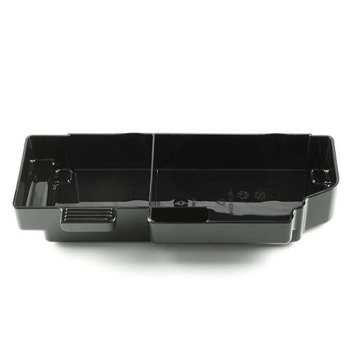 Internal drip tray
