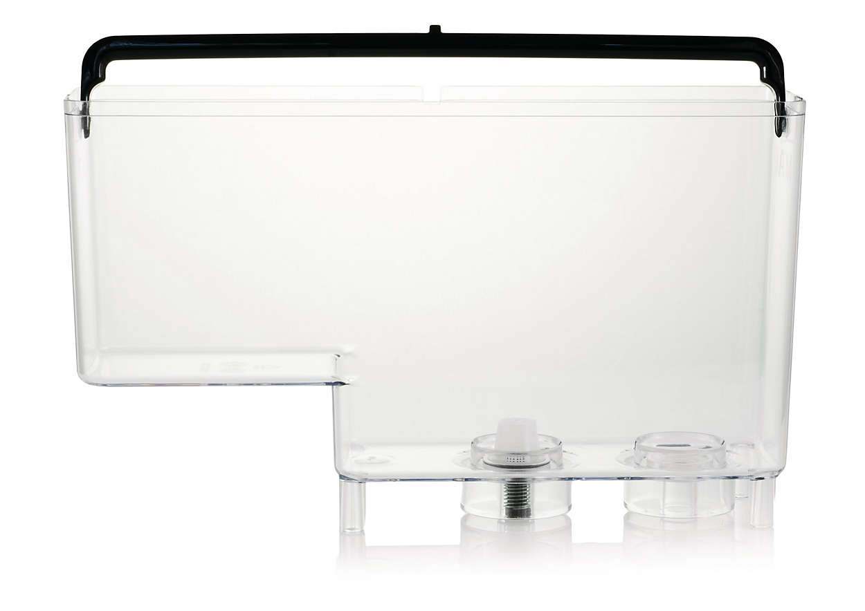 Para el agua de tu cafetera expreso