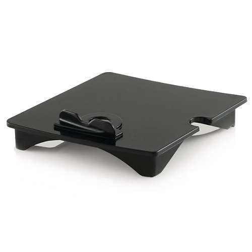 Internal drip tray cover