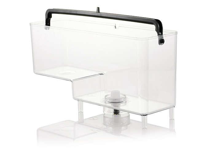 Für das Wasser in Ihrer Espressomaschine