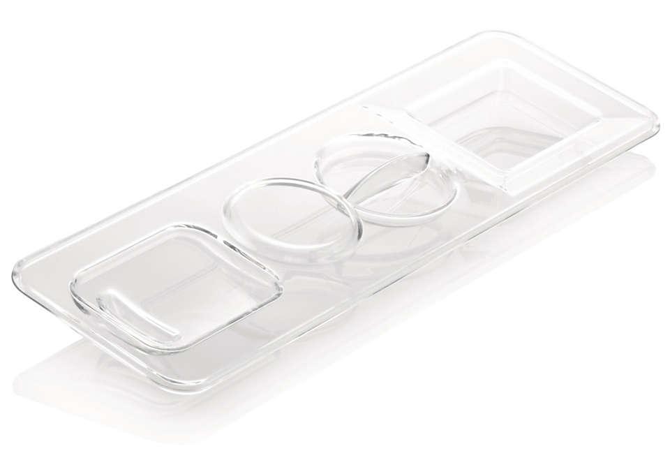 Cubre el recipiente para el agua de la cafetera expreso