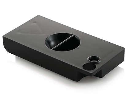 Evita la condensación en la bandeja de goteo