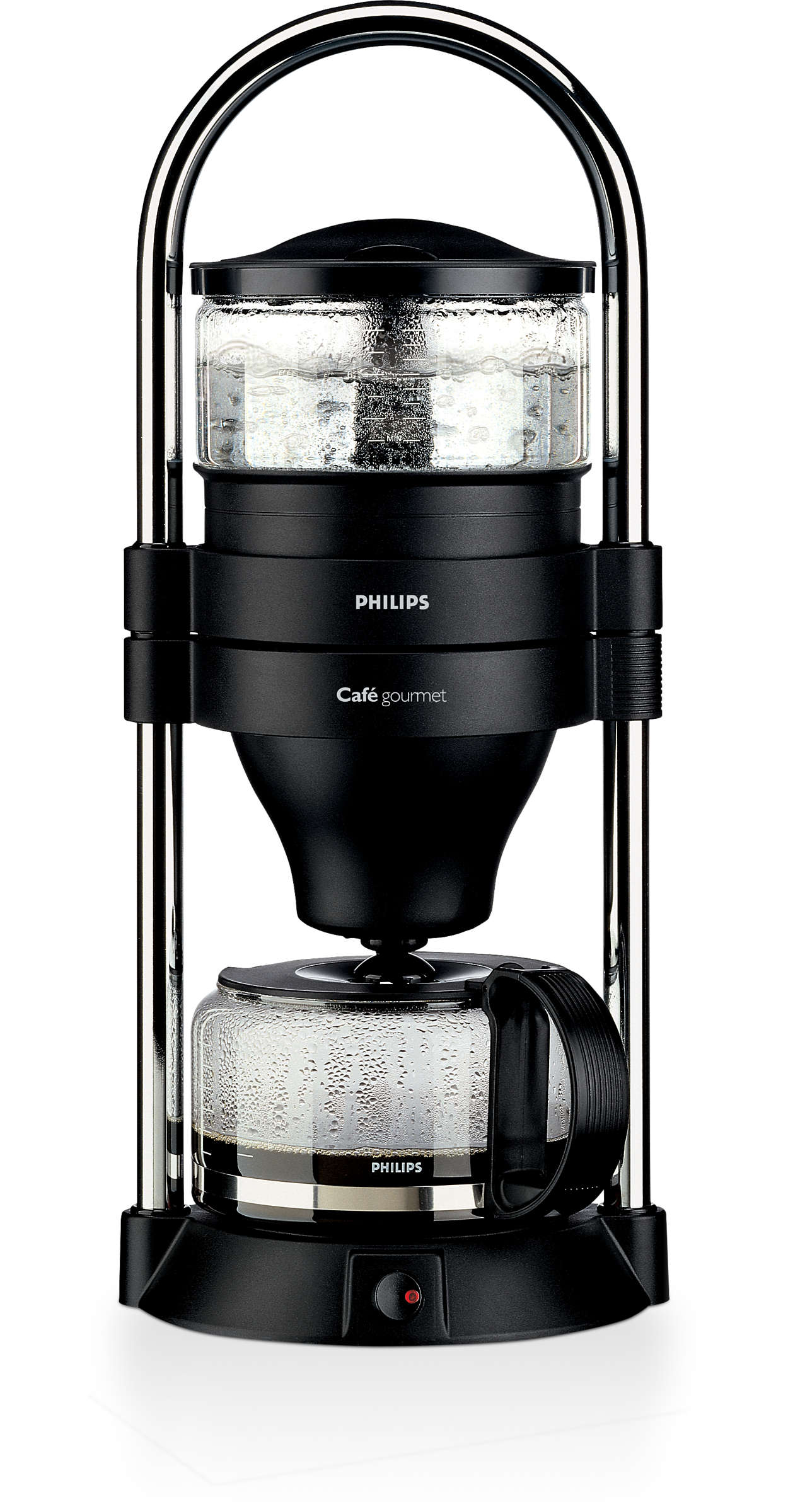 Designet til at brygge den mest velsmagende filterkaffe