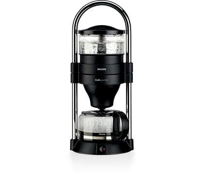 Diseñada para preparar el café de filtro con mejor sabor