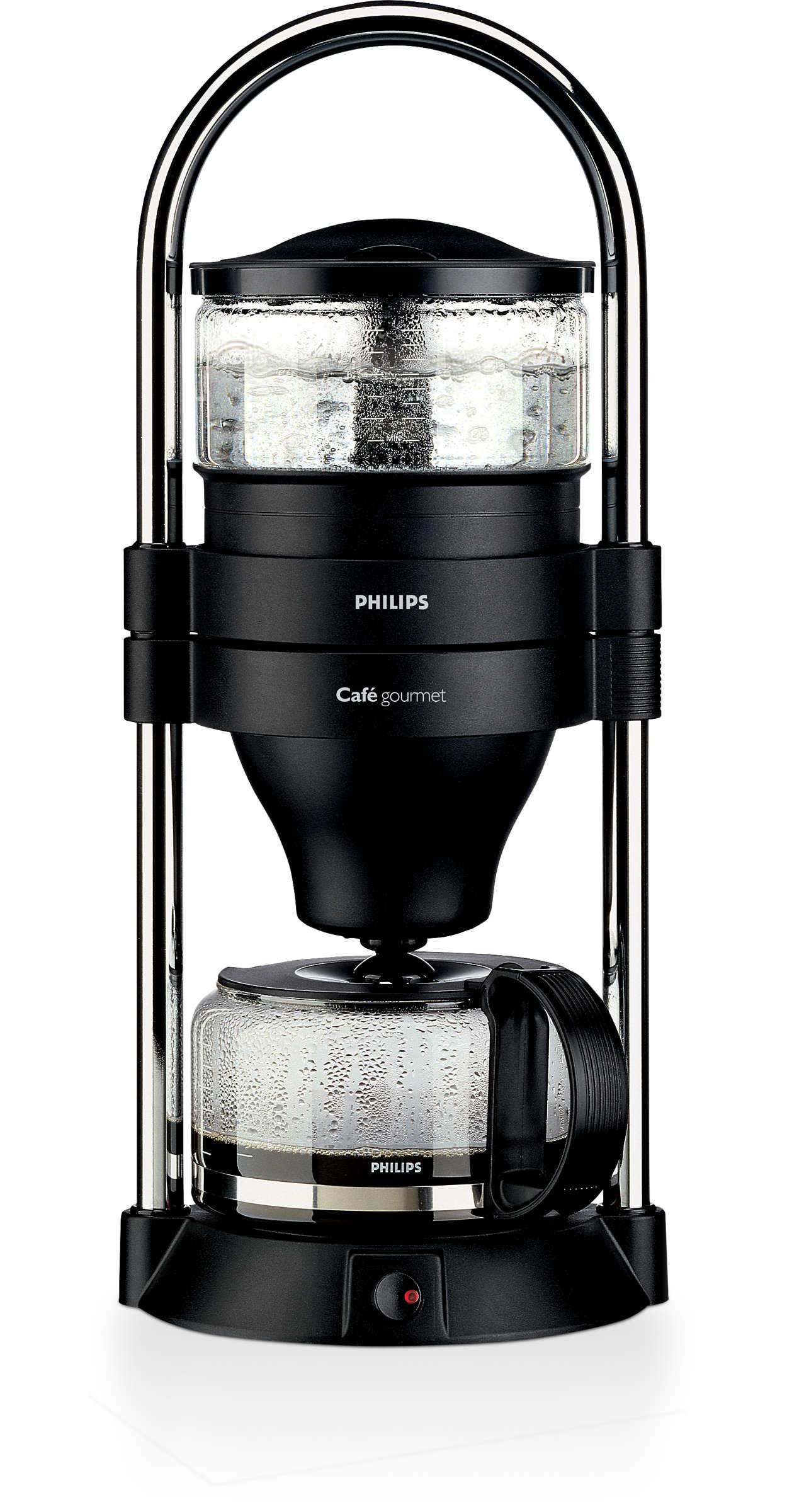 Conçu pour préparer un café filtre exceptionnel