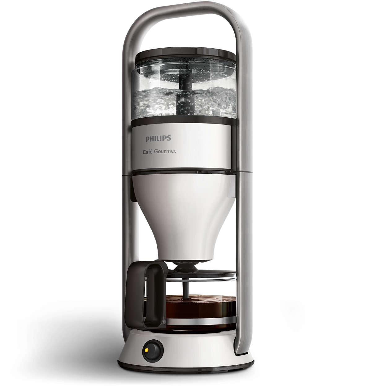 Le goût du café filtre maison, depuis 1988